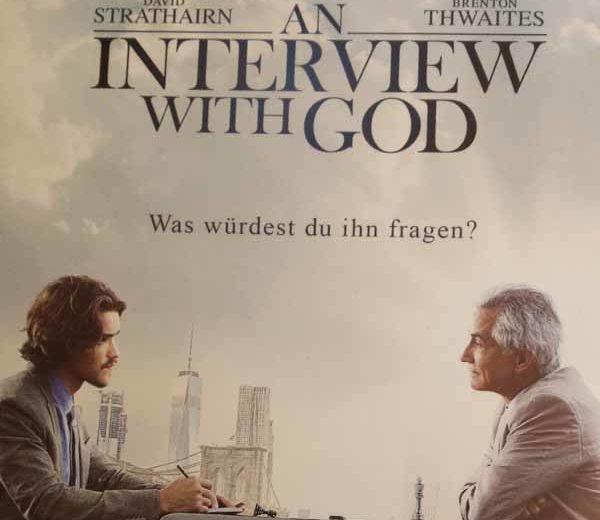 Interview mit Gott, Spiritquelle Nachrichten Film Empfehlung